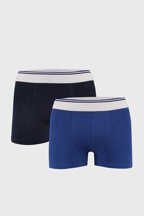 2 DB kék boxeralsó Indi