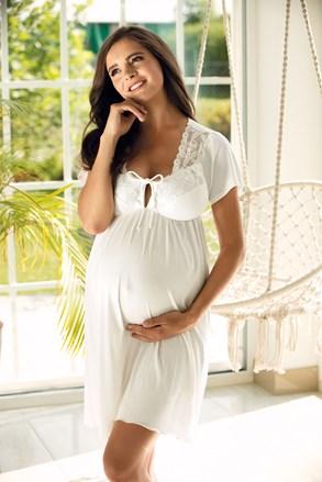 Materská, dojčiaca košieľka Sharon