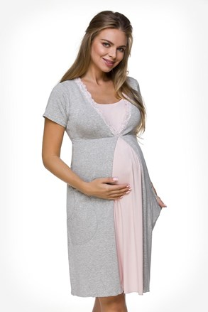Charlie kismama hálóing, szoptatáshoz is
