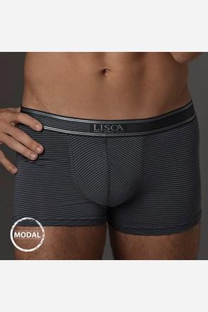 Pánske boxerky LISCA Zeus Modal Graphite