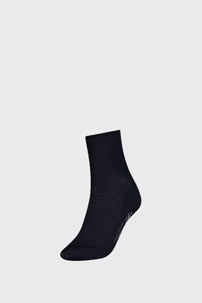 Tommy Hilfilger Small rib kék női zokni