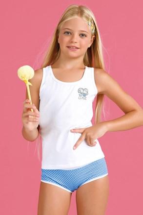 Bamboline I szett, lányka alsó és atléta