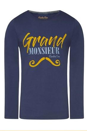 Pánske tričko na spanie Grand Monsieur