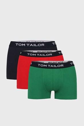3 PACK boxeriek Tom Tailor II