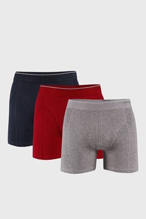 3 PACK boxeriek Tender cotton