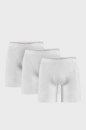 3 PACK bielych boxeriek Tender