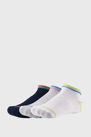 3 PACK chlapčenských športových ponožiek Fantasia