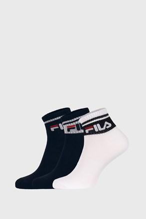 3 PÁR FILA Navy női zokni