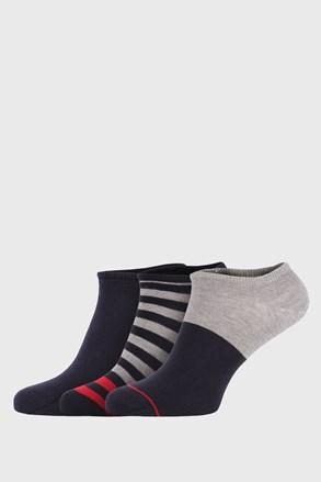 3 PACK nízkych ponožiek Henry