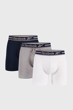 3 PACK boxeriek Reebok Tolan
