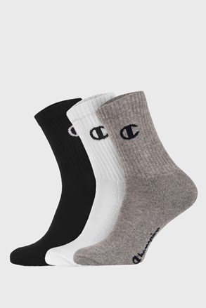 3 PÁR Champion basic sport zokni