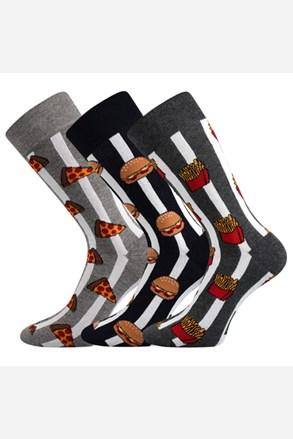 3 pack pánskych ponožiek Defood