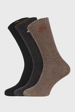 Torren férfi zokni, 3 pár 1 csomagban