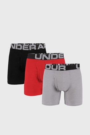 3 PACK boxeriek Under Armour Cotton III