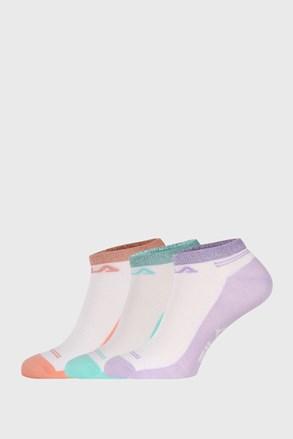 3 PÁR FILA Invisible Lady Color zokni