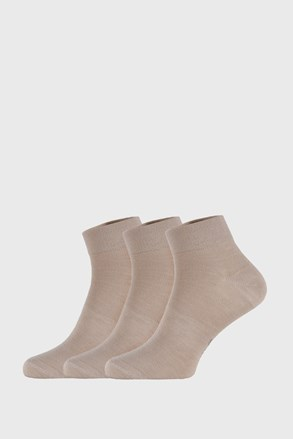 3 PACK bambusových ponožiek Raban