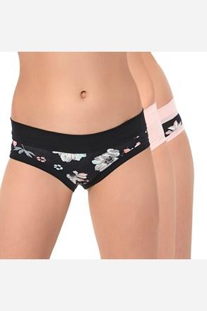 3 pack dievčenských nohavičiek Flowery