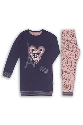 Dievčenské pyžamo Paris 02