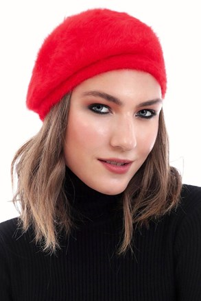 Baretka Audry Red