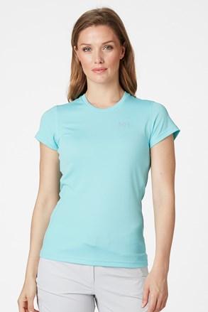 Helly Hansen Lifa Active kék funkcionális női póló, rövid ujjú