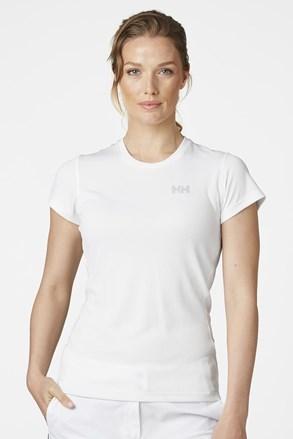 Dámske biele tričko Helly Hansen