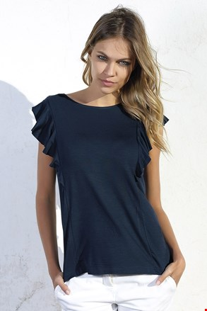 Dámske bavlnené tričko Carlina