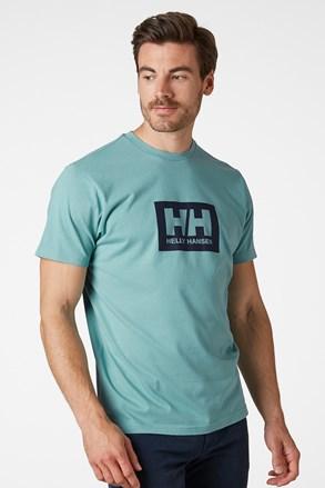 Pánske zelené tričko Helly Hansen
