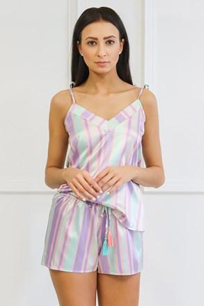 Saténové pyžamo Blanch