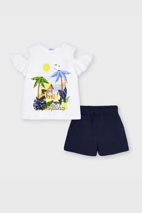 Mayoral Aloha lányka szett - póló és sort