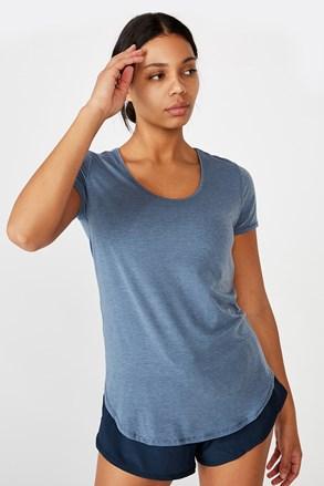 Gym kék sport póló