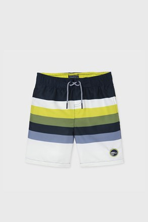 Chlapčenské plavkové šortky Mayoral Pistachio