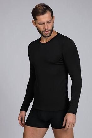 Čierne termo tričko Basic