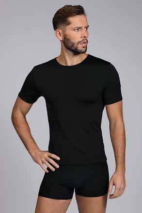 Čierne termo tričko Short
