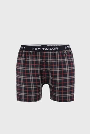 Kockované trenírky Tom Tailor