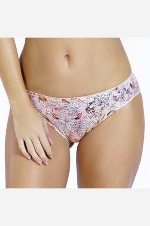 Nohavičky Penelope klasické s kvetinovým vzorom