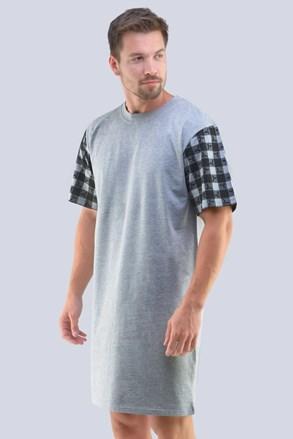 Sivá nočná košeľa Ernest