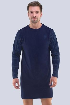 Modrá nočná košeľa Hector