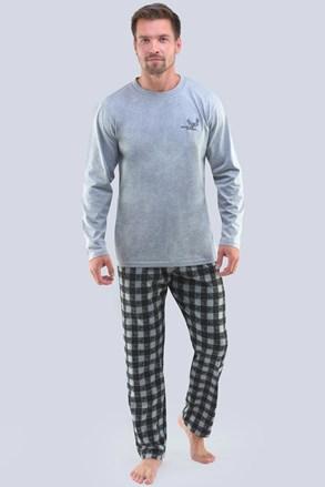 Sivé pyžamo Sonny