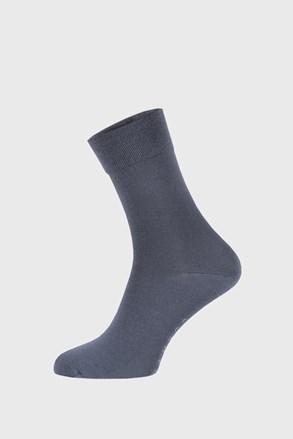 Ponožky Bamboo klasik tmavosivé