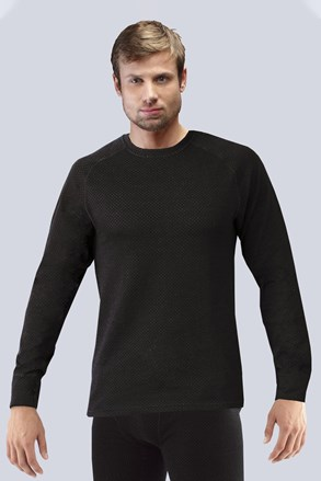 Pánske tričko GINO Merino Thermo Lite