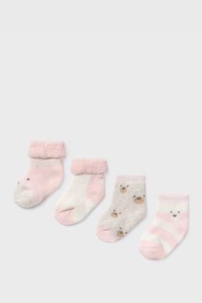 Darčekové balenie ponožiek pre bábätká Mayoral Born