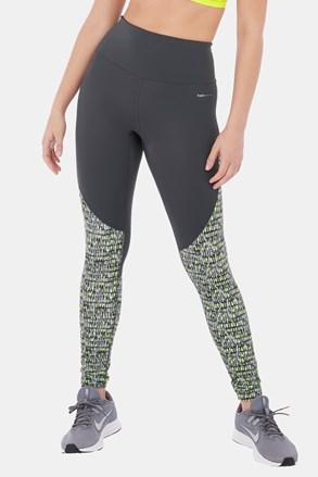 Freya Lime Twist leggings