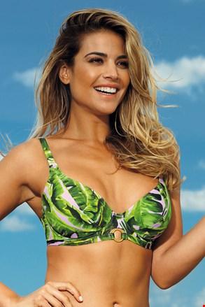 Jungle Oasis női bikinifelső