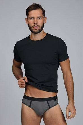 Fekete férfi szett Dandy - póló és az alsó