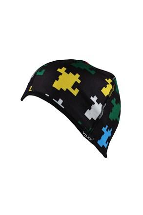 Fiú kétoldalas sapka VOXX Minecraft