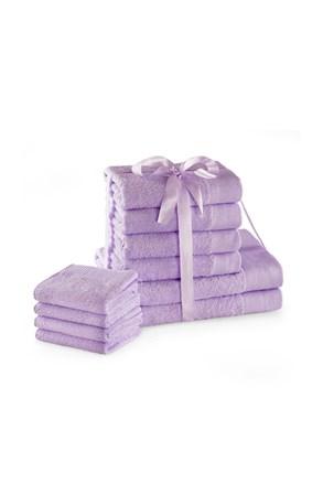 Súprava uterákov Amari Family lila