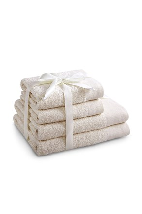 Súprava uterákov Amari ecru