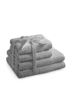 Súprava uterákov Amari sivá