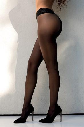 Pančuchové nohavice Amira s otvoreným rozkrokom