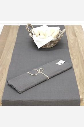 Obrus na stôl Home Design sivý